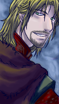 Alone (Boromir) by Famira