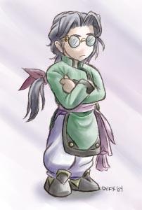Chibi Citan Uzuki by Famira