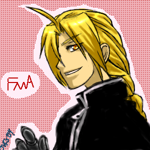 Full Metal Alchemist by Famira