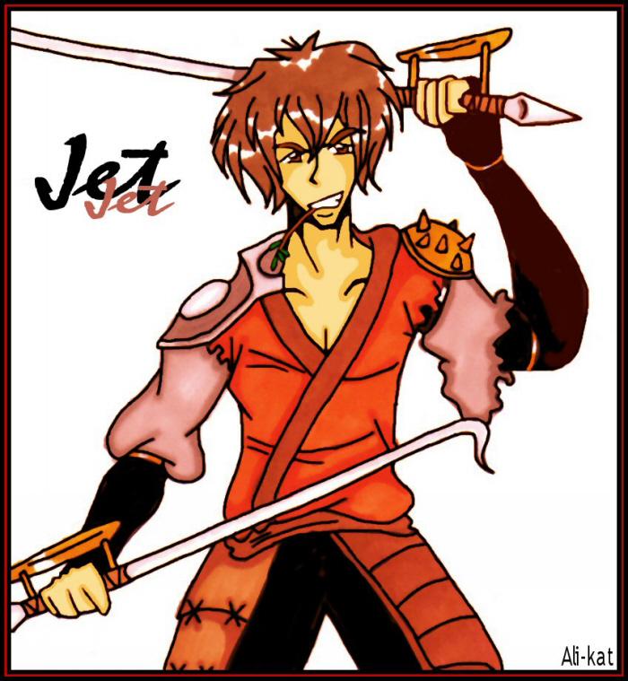 Jet by FeiFeiKara