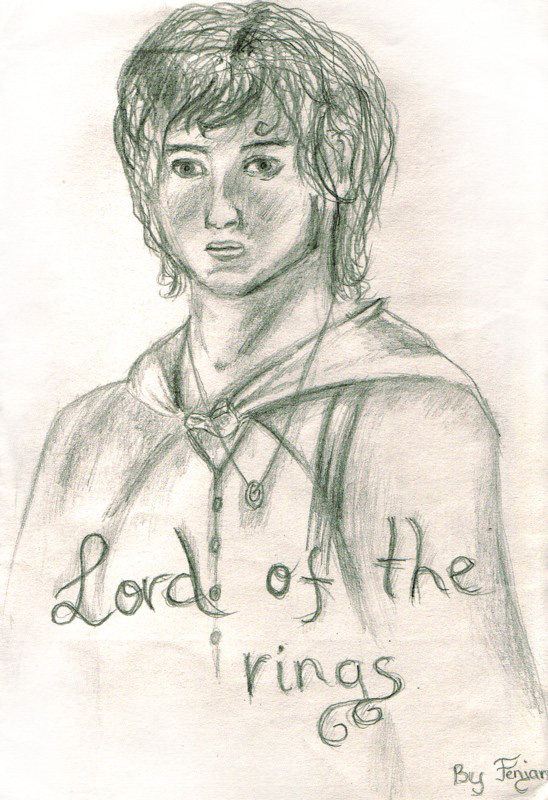 Frodo by Fenjano