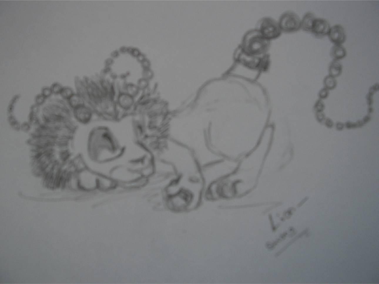Zodiac Sign Leo by FiGhTeRwOlF
