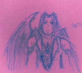 Sephiroth by Finalkingdomheartsfantasy