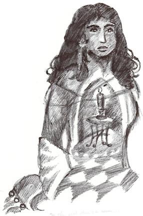 In The Girl by Firiel