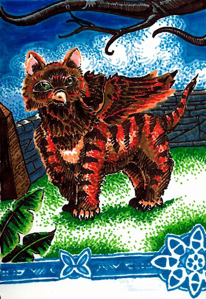 Tiger-Striped by Firiel