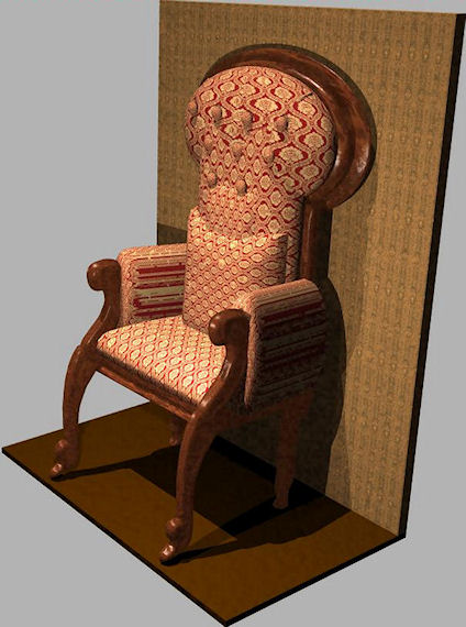 Easy-Chair by Firiel