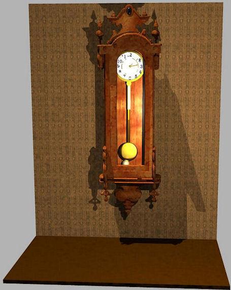 Clock by Firiel