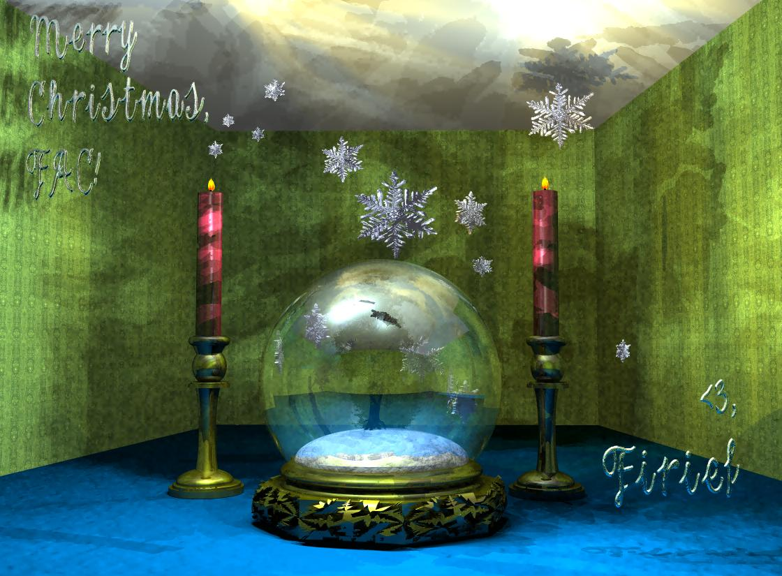 Merry Christmas by Firiel