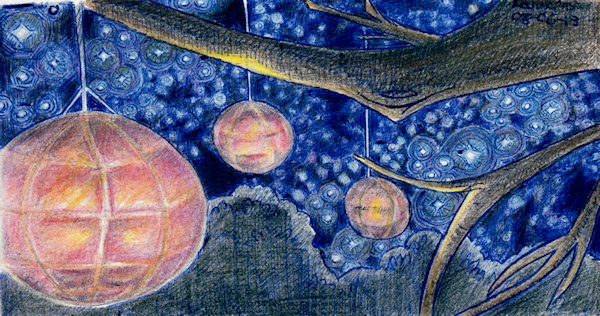 lanterns by Firiel