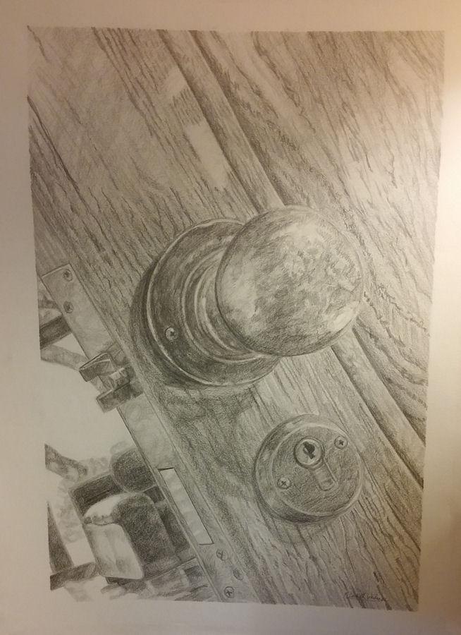 Just a Door by Firiel