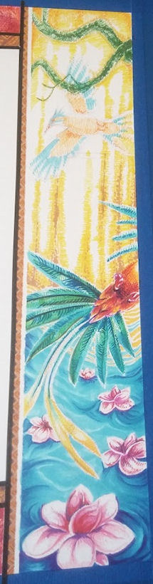 Paradise Birds - Narnia commission right-hand panel by Firiel