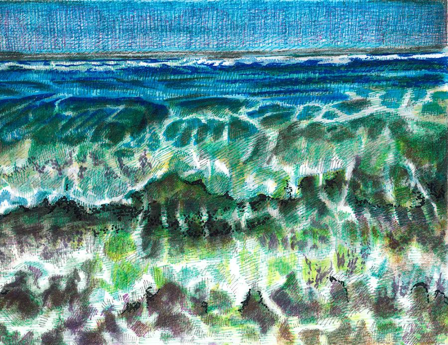 theme challenge - ocean tribute by Firiel