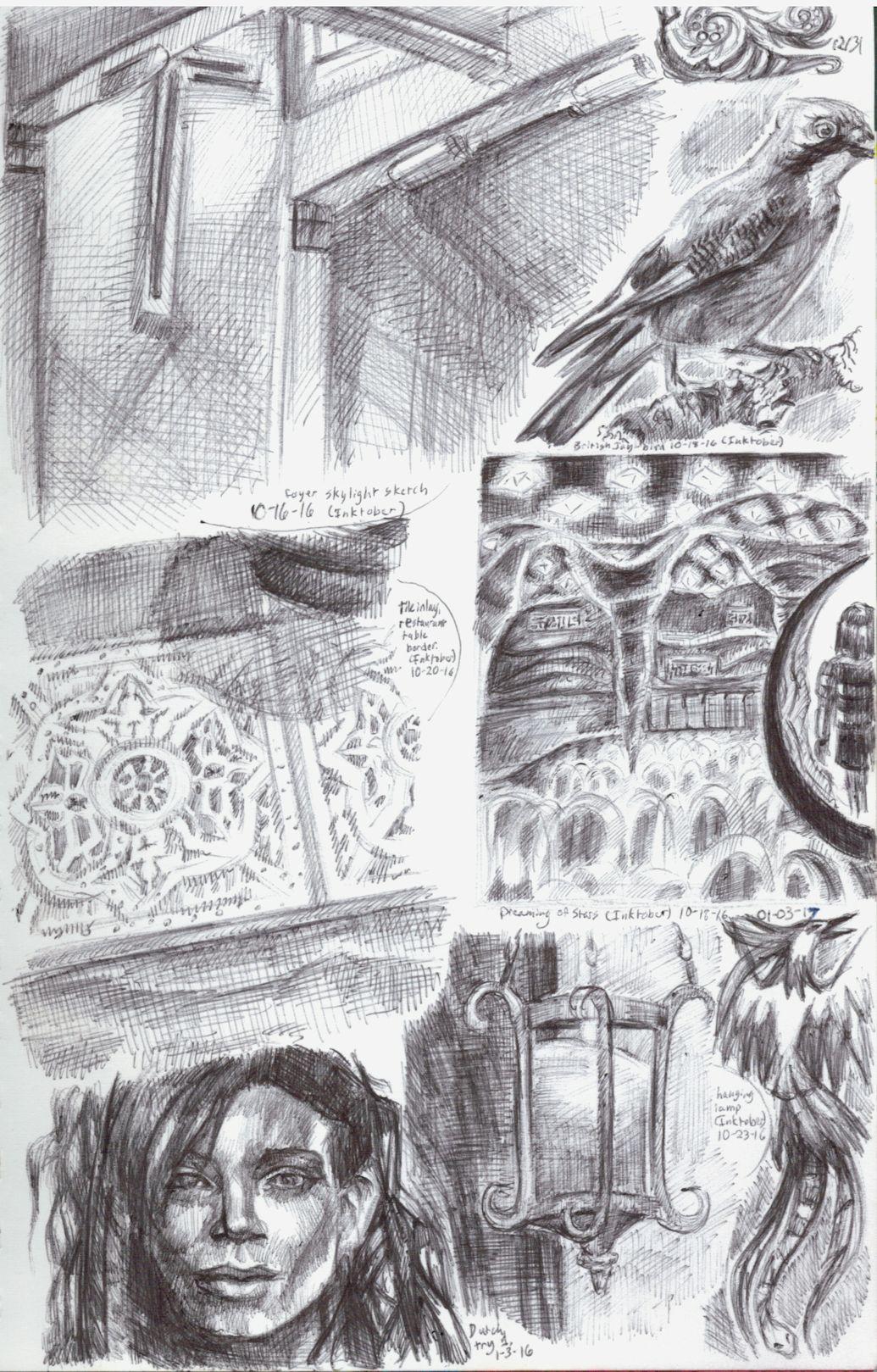 sketchpage 17 by Firiel