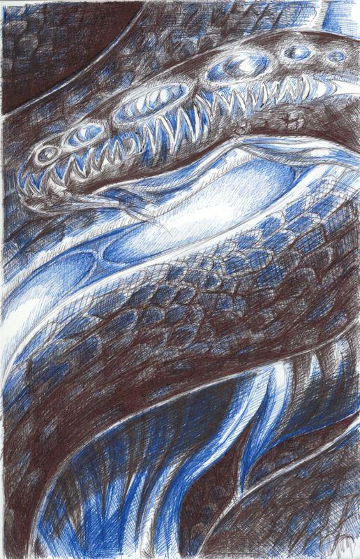 from the deep by Firiel
