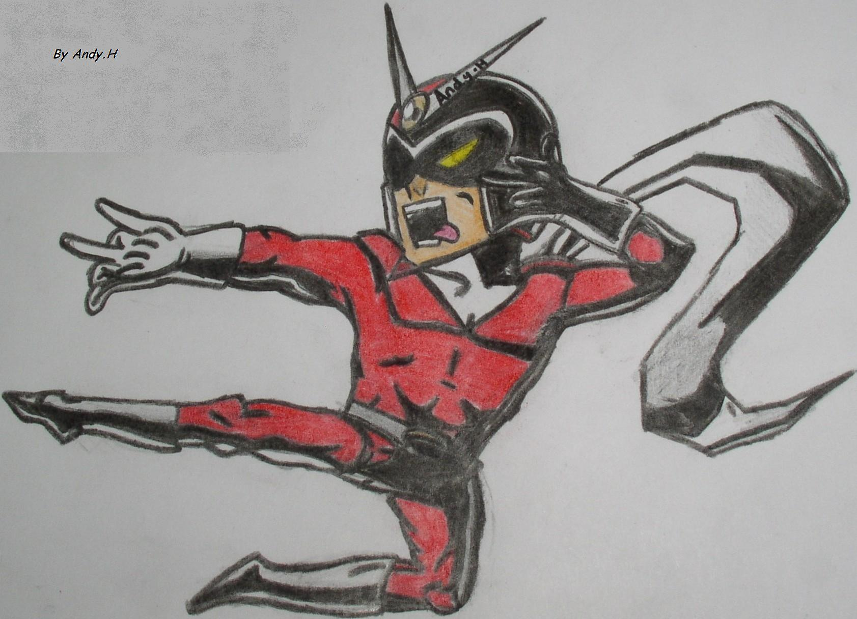 Viewtiful Joe by Fitness_Fanatic