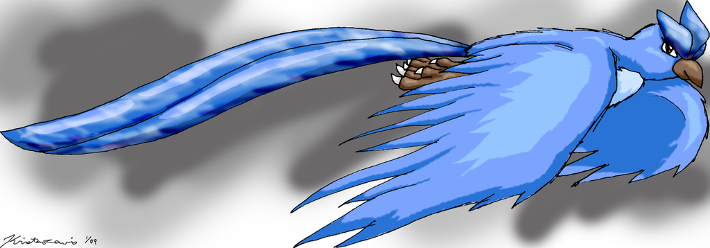 Articuno by FlameShadow