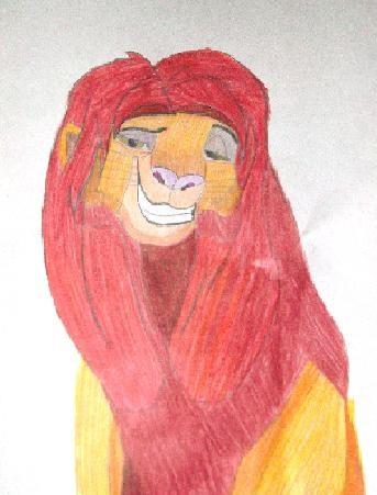Simbaaa (: by FluffyPuff12345