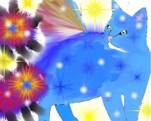 Shiny: crystal666's kitty by Fluffybunny