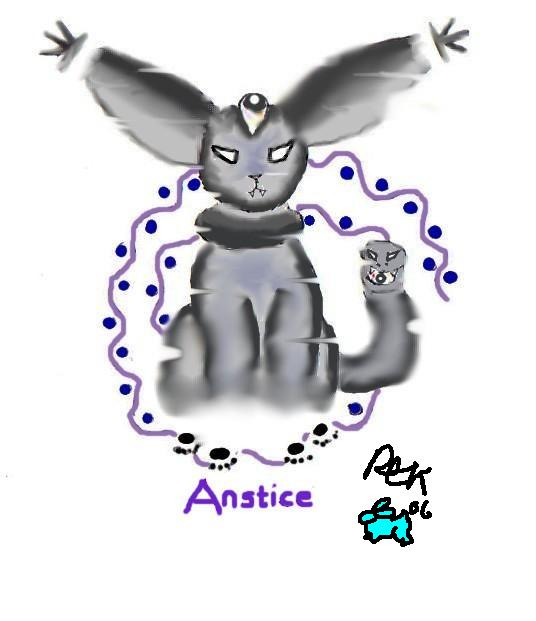 anstice posing by Fluffybunny