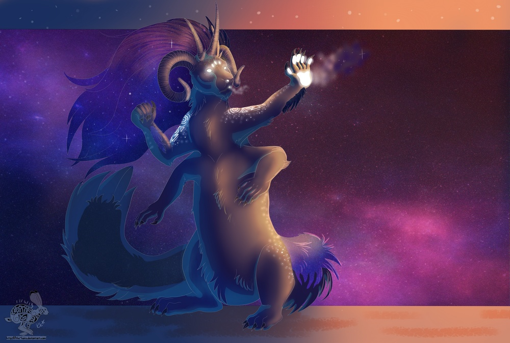Auniversai by Fluffybunny