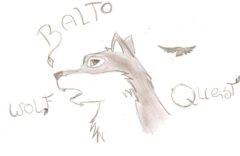 Balto by FlyingWolves
