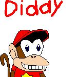 A very poor attempt of Diddy by Flyinmonkey1010
