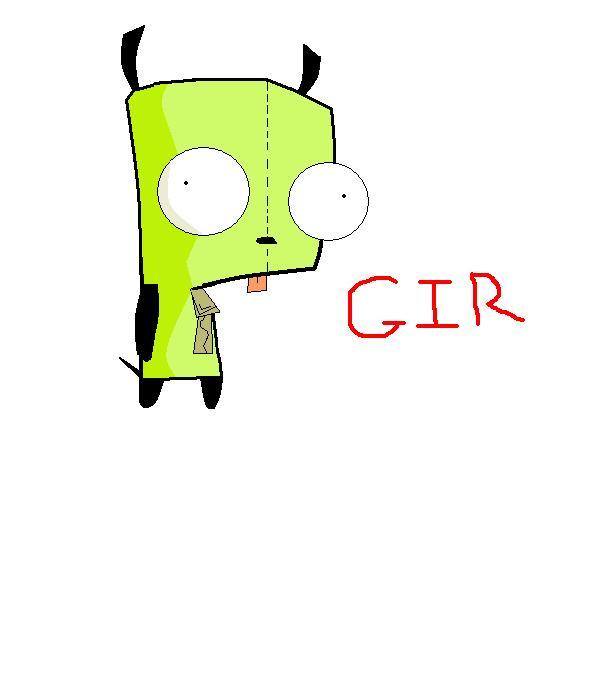 GIR by Flyinmonkey1010