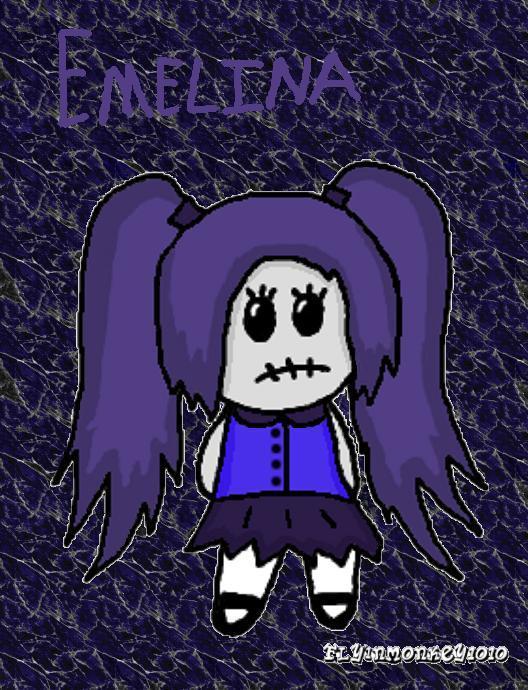 Emelina by Flyinmonkey1010