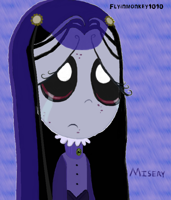 Misery by Flyinmonkey1010