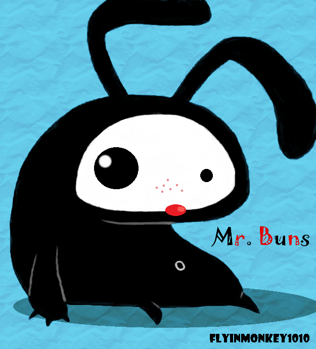 Mr. Buns by Flyinmonkey1010