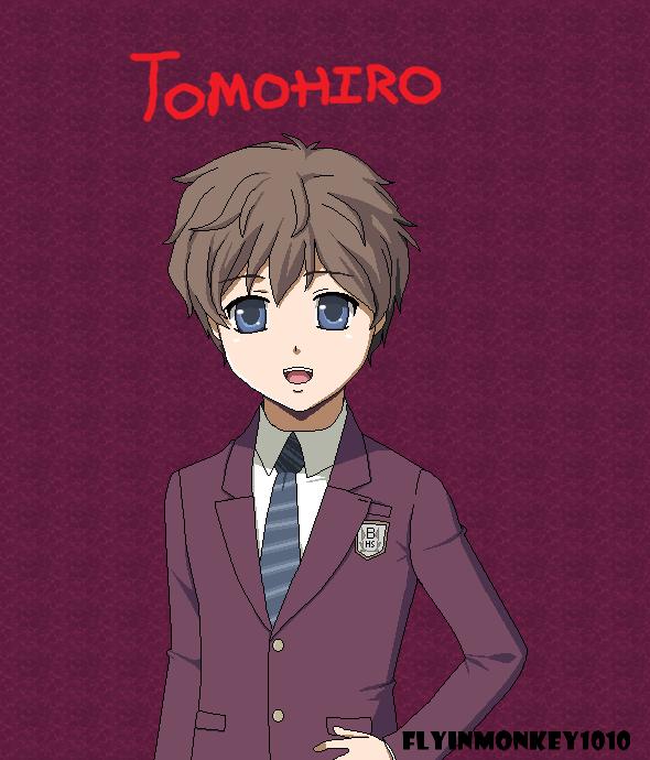 Tomohiro Ohkawa by Flyinmonkey1010