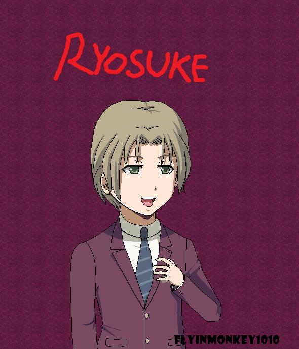 Ryosuke Katayama by Flyinmonkey1010