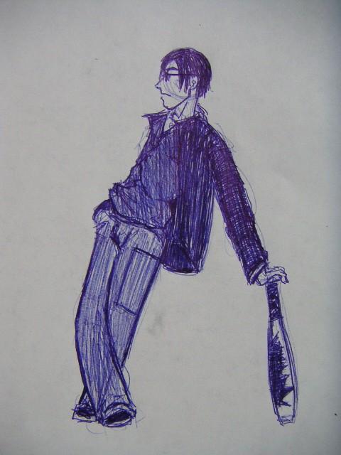 Esher Sketch by Fogwa