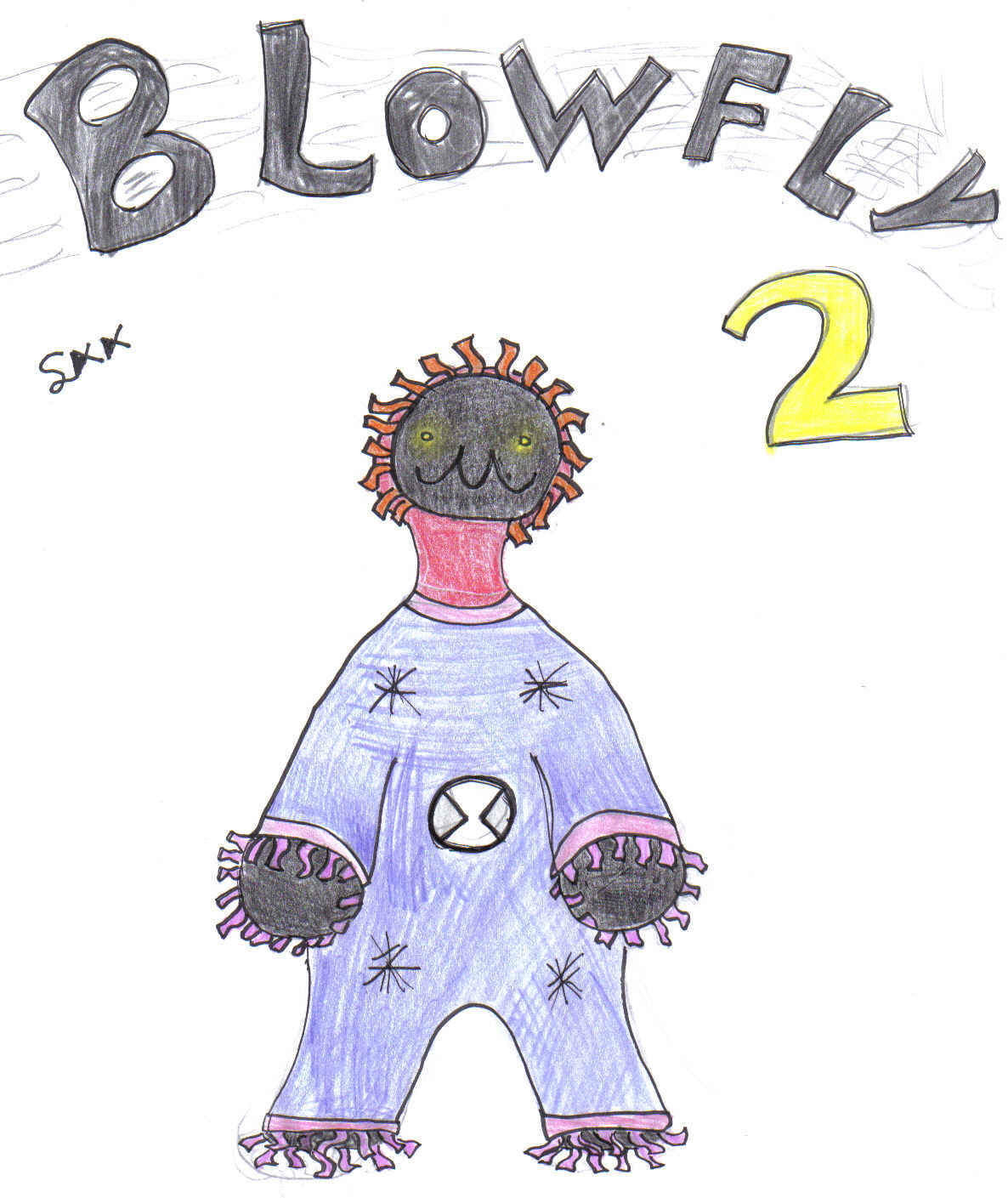 Blowfly by Fourarms
