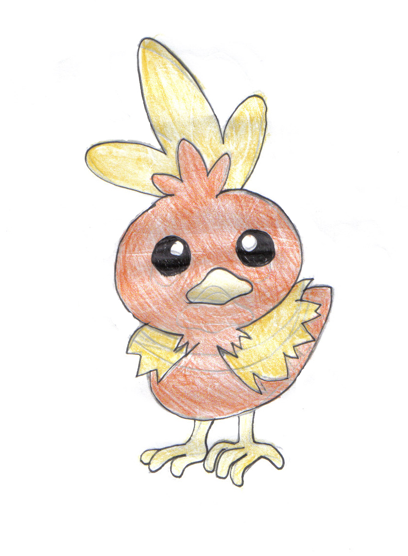 Torchic by Fourarms