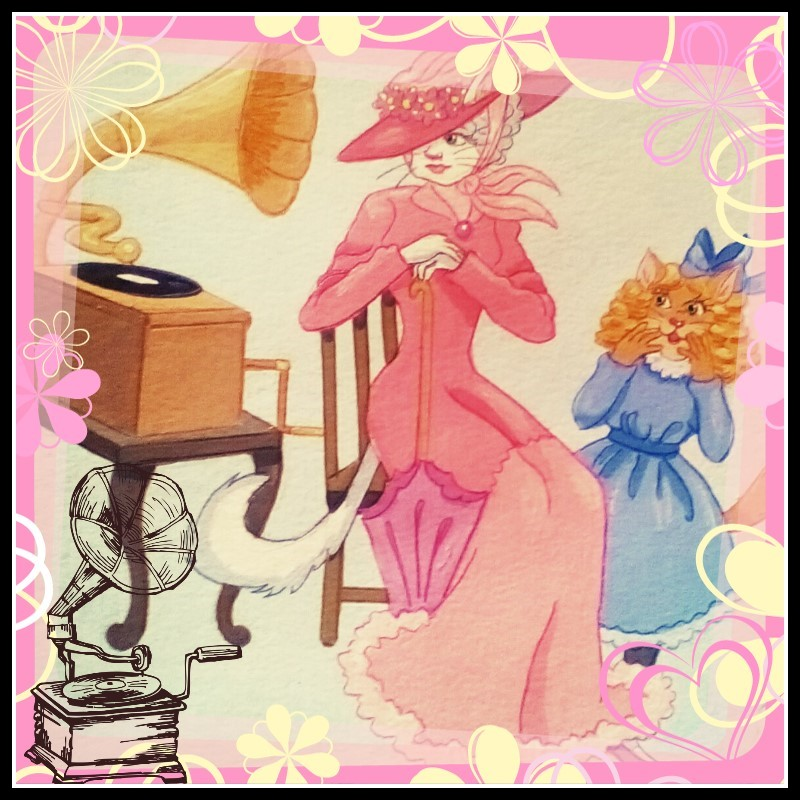 The New Gramophone by FoxyFlapper