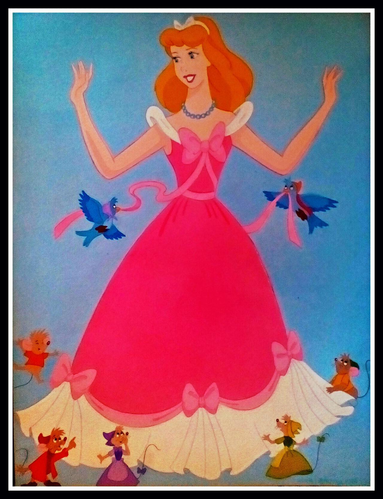 Cinderella by FoxyFlapper