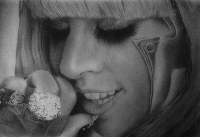 The Pokerface Lady by Frankyboy