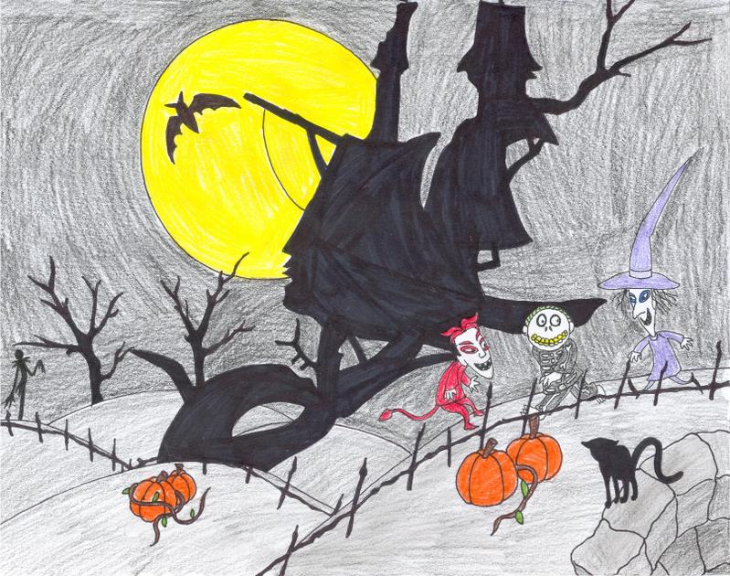 Halloween Plans by FreddyJasonV