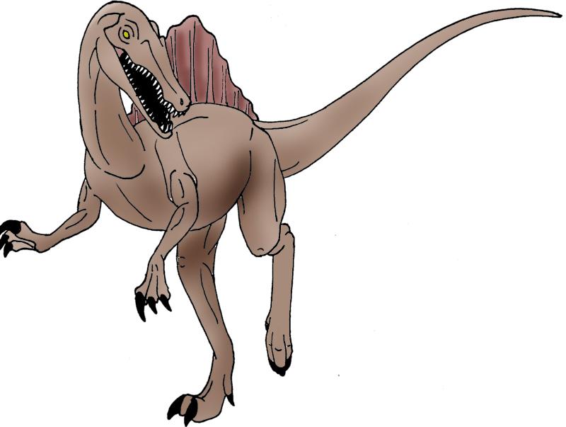 Spinosaurus by FreddyJasonV