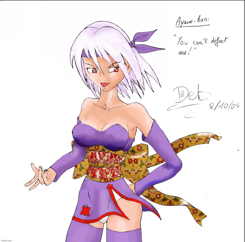 Ayane C1 (doa2) by French_Nabeshin