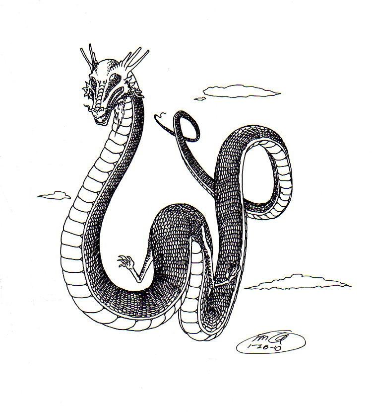 Wooooo! Another Dragon! by FudgemintGuardian