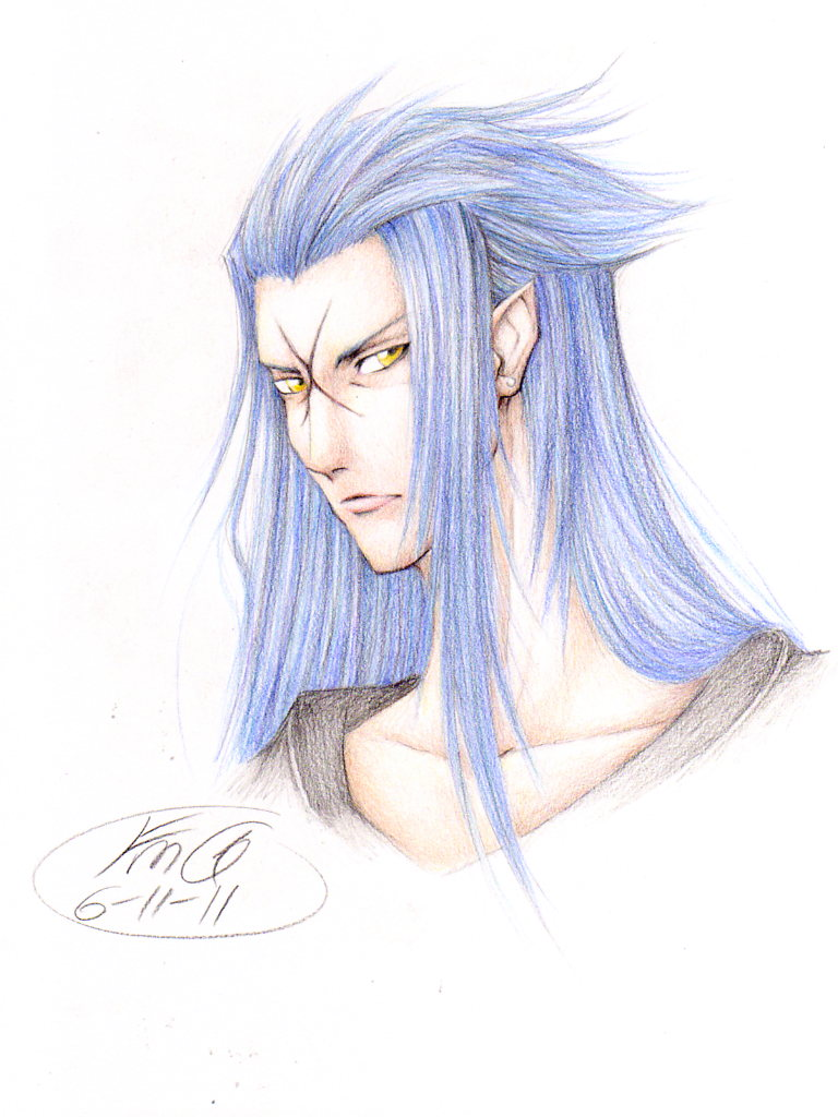 Saix by FudgemintGuardian