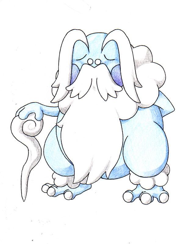 Froakie evolution idea by FudgemintGuardian