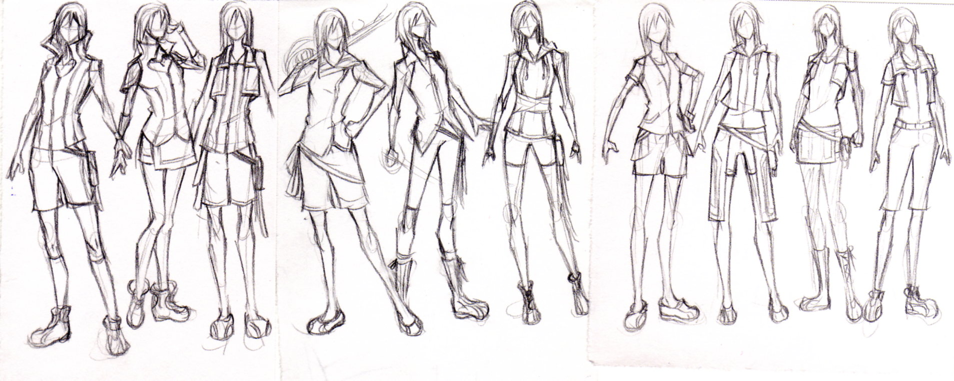 Kairi clothing ideas by FudgemintGuardian