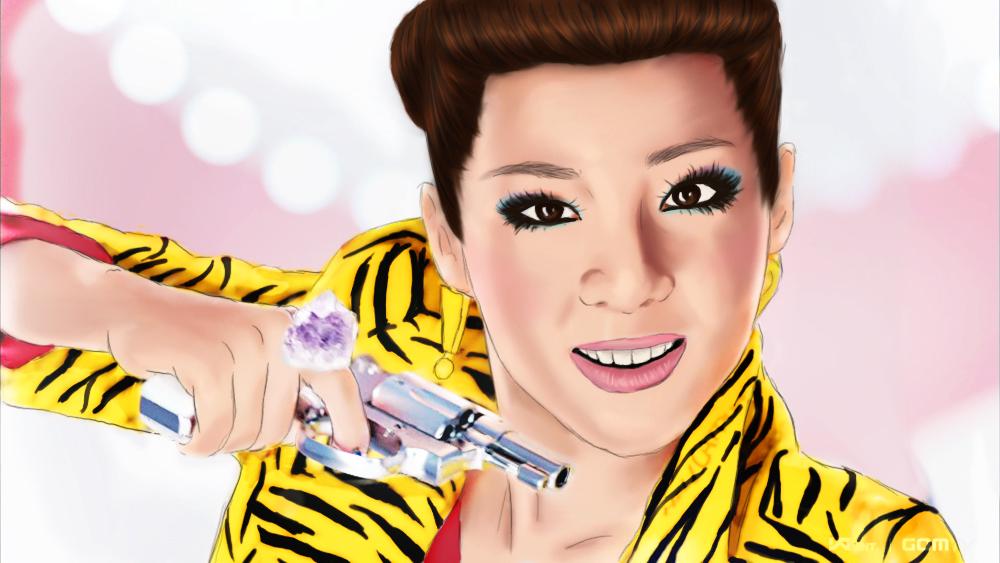 Dara (2NE1) by Fumie716