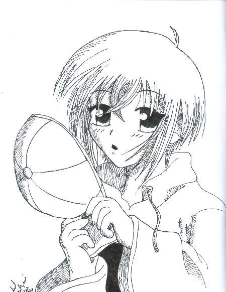 ~hat boy~ by Furuba_Rei