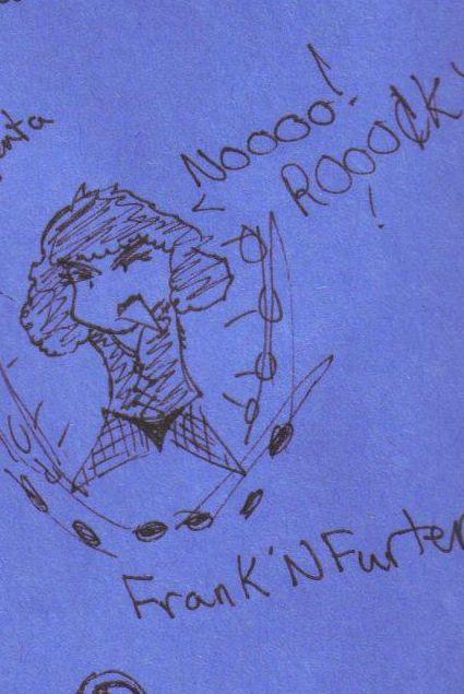 It's Frank! by Furukawa