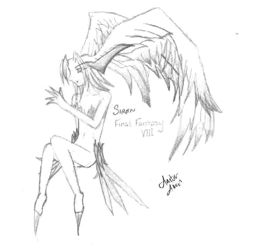 Siren by fantasy359