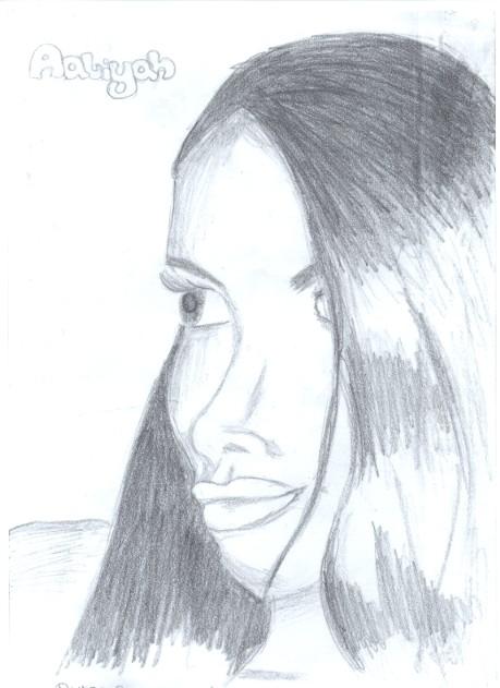 aaliyah by filipachiken